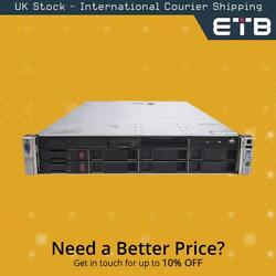 Hp Proliant Dl380p G8 1x8 2.5 Hard Drives - Build Your Own Server