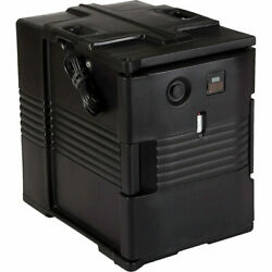 Cambro H-series Electric Hot Box, Food Carrier, 110v Black Upch400-110