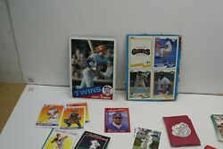 Baseball Card Lot 70and039s 80and039s 90and039s Stars Hofand039s Rookieand039s Commons100and039s Of Cards