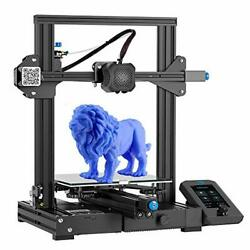Creality Ender 3 V2 3d Printer With 200g Test Filament Silent Mainboard