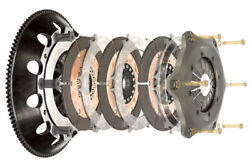 Act Triple Disc Hd/si Race Clutch Kit For Toyota 2zj-gte Supra W/ G-force Trans