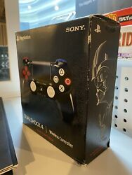 Official Sony Ps4 Dualshock 4 Wireless Controller Darth Vadar Edition
