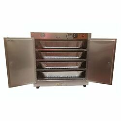 Heatmax 25x15x24 Commercial Hot Box Catering Food Warmer Hot Food Pizza Pastr...