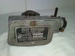Vintage Hoof Governor 5 20 A - Ms817