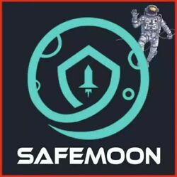 100000000 Safemoon Coin Crypto Currency 100 Million Safe Moon Mining Contract