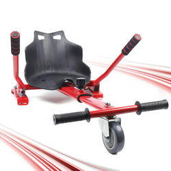 Go Karts Racing Seat Holder 200lbs Load For 2-wheels Balance Electric Scooter