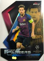 Lionel Messi 2019 Finest Careers Limited To 50 Sheets