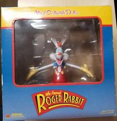 Opening Medicom Toy Vinyl Collectible Dolls Roger Rabbit Vcd Who Framed