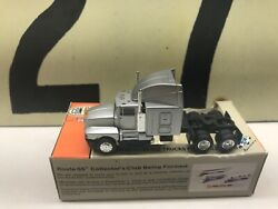Con Cor Ho Scale 187 Tractor Cab Gray New In Package