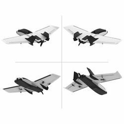 Rc Airplane 570mm Wingspan Pnp/fpv Ready Version Sweep Forward Wing Aircraft