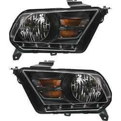 Ar3z13008c, Ar3z13008d Capa Driver And Passenger Side Coupe Lh Rh For Ford Mustang