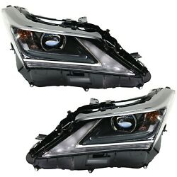 811500e260 811100e260 New Driver And Passenger Side Lh Rh For Lexus Rx350 Rx450h