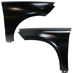 Fender For 2016 Mercedes-benz Gle300d Set Of 2 Front Left And Right Capa