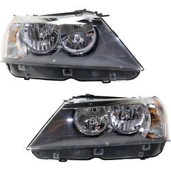 63117222026, 63117222025 Capa Driver And Passenger Side Lh Rh For Bmw X3 2011-2014
