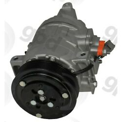 6513144 Gpd New A/c Ac Compressor With Clutch For Ram 1500 2500 3500 2014-2018