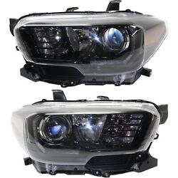8111004280, 8115004280 New Driver And Passenger Side Lh Rh For Toyota Tacoma 17-19