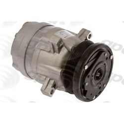 6511398 Gpd New A/c Ac Compressor For Chevy Olds Cutlass With Clutch Impala