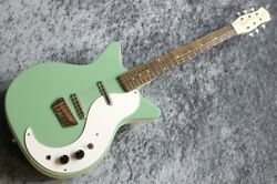 Danelectro Beautiful And Clear Tonea Bell With T-shirt Stock '59 Aqua 071229