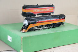Ktm Us Hobbies O Gauge Southern Pacific Sp Daylight 4-8-4 Class Gs-4 Loco 4436