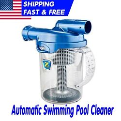 Zodiac Automatic Swimming Pool Cleaner Cyclonic Leaf Catcher Canister   Clc500