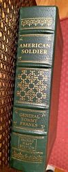 Easton Press Signed First Edition American Soldier General Tommy Franks Mint