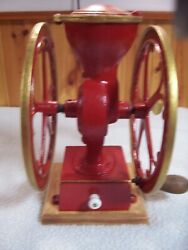Little National Coffee And Spice Mill Made By Woodruff And Edwards, Elgin, Il