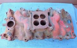 Oem Gm 3866948 Intake Manifold Big Block Chevy 396 427 65-67 Holley Dated D 13 5