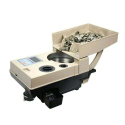 110v-220v High-speed Coin Counter Coin Sorter Game Currency Counting Machine