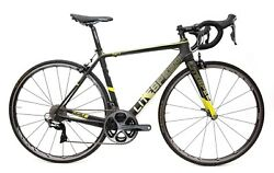 Litespeed L1r 2x 11s Carbon Road Bike Medium Shimano Dura Ace Stages Power 2016
