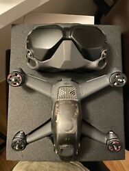 Dji Fpv Drone Fly More Combo + 1 Year Dji Care Used Once