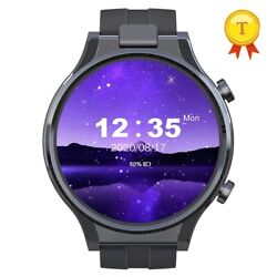Best Selling Android Smart Watch Men With Camera 4g Gps Wifi Bluetooth 2021 64gb