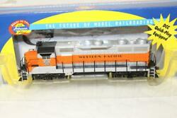 Athearn Ho Scale Western Pacific Gp35 3006 91748