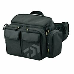 Daiwa Fishing Hip Bag Black With Tracking Number Free Shipping From Japan