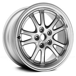 For Toyota Prius 16 5 V-spoke Silver 15x6.5 Alloy Factory Wheel Remanufactured