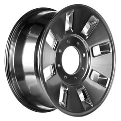 For Ford F-250 Super Duty 08-10 Alloy Factory Wheel 8-slot Polished 18x8 Alloy