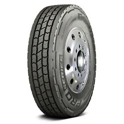 Cooper Set Of 4 Tires 295/75r22.5 L Pro Series Lhd All Season / Commercial Hd