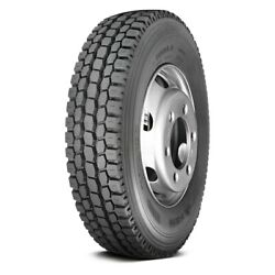 Ironman Set Of 4 Tires 295/75r22.5 L I-370 All Season / Commercial Hd