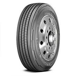 Cooper Set Of 4 Tires 215/75r17.5 L Work Series Rht All Season / Commercial Hd