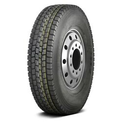 Cosmo Set Of 4 Tires 315/80r22.5 L Ct701 Plus All Season / Commercial Hd