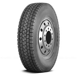 Americus Set Of 4 Tires 295/75r22.5 L Os3000 All Season / Commercial Hd