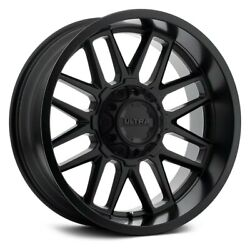 Ultra 231sb Butcher With Covered Lugs Wheels 20x10 -25 6x139.7 Rims Set Of 4