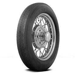 Coker Set Of 4 Tires 35x5d24 P Excelsior All Black Classic / Muscle / Retro