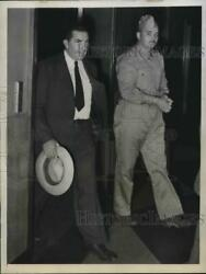 1942 Press Photo Prescott F Bennett indicted in St Louis for conspiracy $19.99