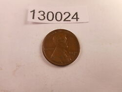 1926 S Lincoln Wheat Cent - Key Date Very Nice Collector Album Coin - 130024