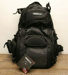 Spiderwire Fishing Tackle Backpack With 3 Tackle Boxes- 3410