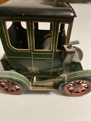 Old Tin Toy Cars