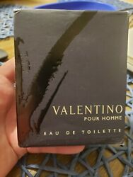 Valentino V Pour Homme Edt 100 Ml Rare Discontinued Authentic Collection Piece