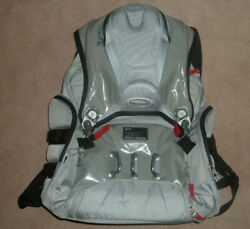 Rare Large Tactical Field Gear Backpack Gray Standard Issue