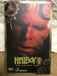 Hot Toys Hellboy Ii 2 The Golden Army 1/6 Scale Figure Rare From Japan