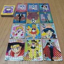Things At The Time Amada Sailor Moon Card Part1 Complete